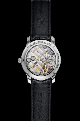 Three limited edition models from H. Moser & Cie