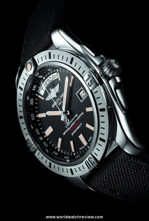 Breitling Galactic 44 Automatic COSC Chronometer wristwatch
