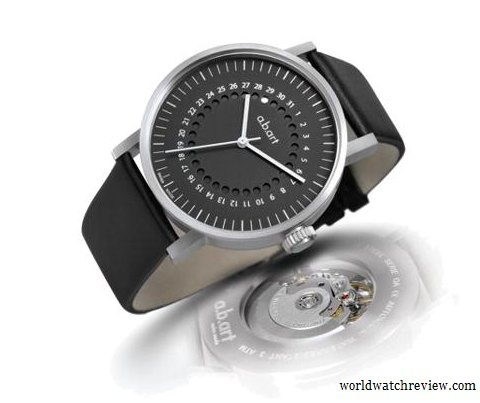 A.B.Art OA102 automatic watch