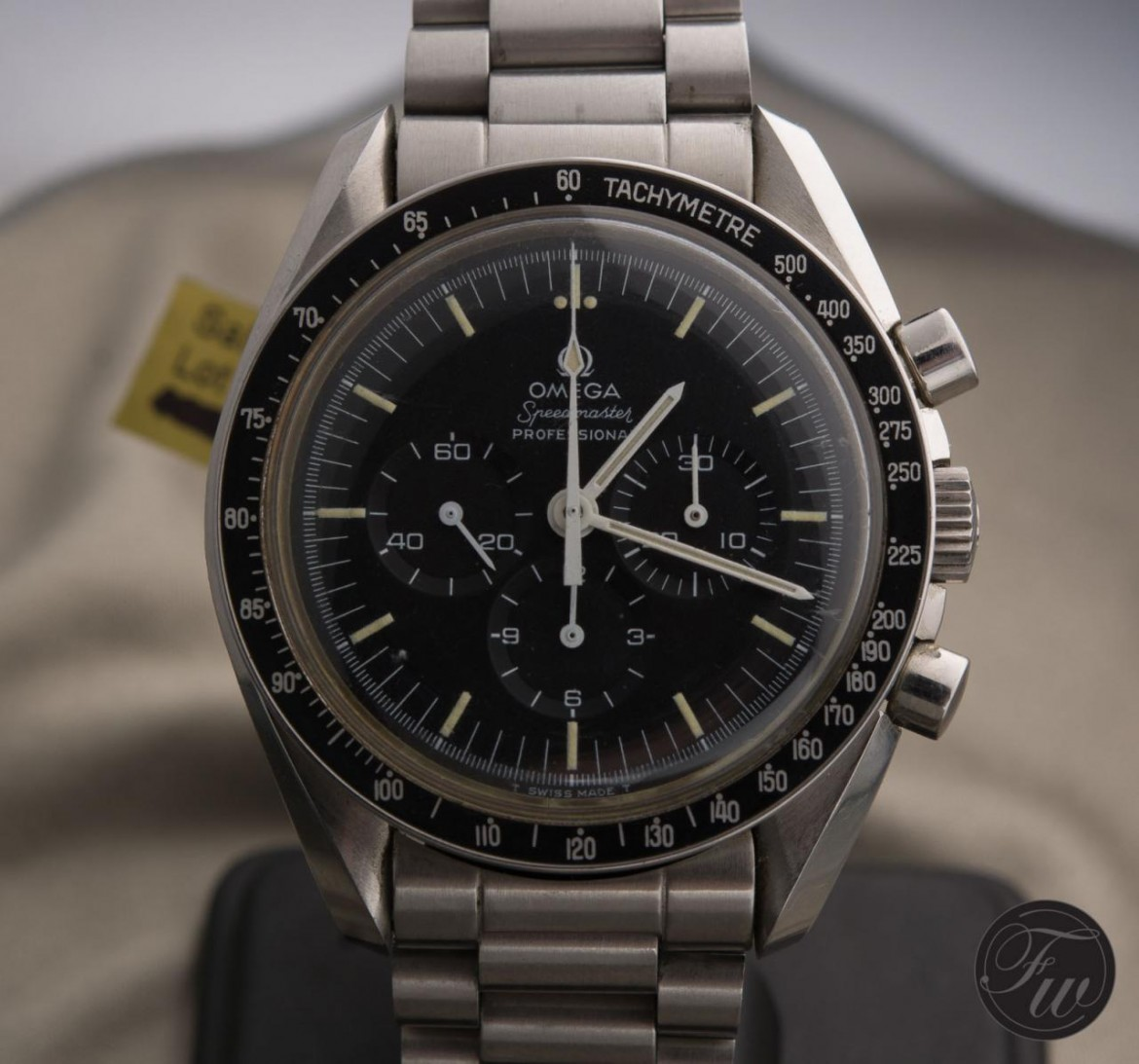 Presenting The Chronograph Omega Speedmaster Professional Flown Apollo 17 Replica Watch For Men