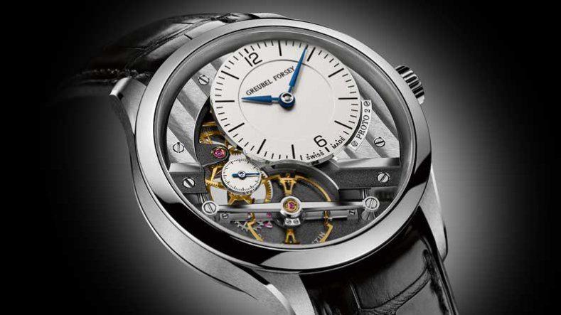 2016 New Greubel Forsey Signature 1 Double Tourbillon watch