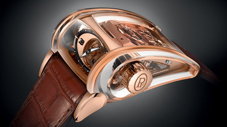 Reviewing The Perfect Awesome Parmigiani Bugatti Super Sport Sapphire Fake Watch