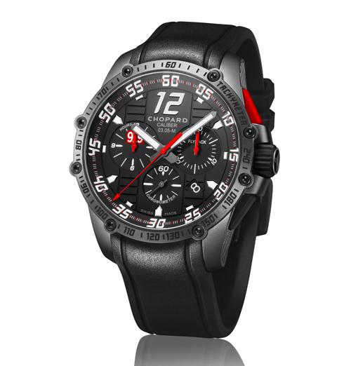 Chopard Superfast Chrono Porsche 919 Black Edition Replica Watch