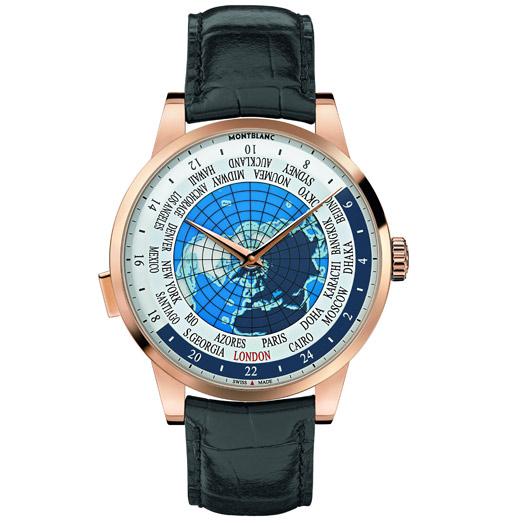 Montblanc Heritage Spirit Orbis Terrarum Replica Watch