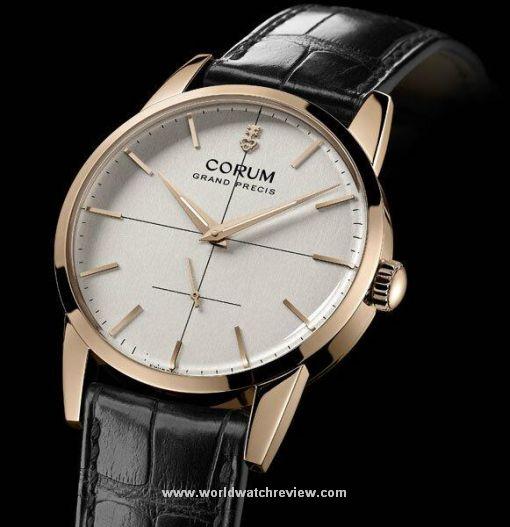 Reviewing The Classsic Replica Corum Grand Precis Limited Edition