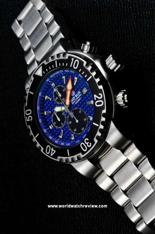 Deep Blue Sea Chrono watch
