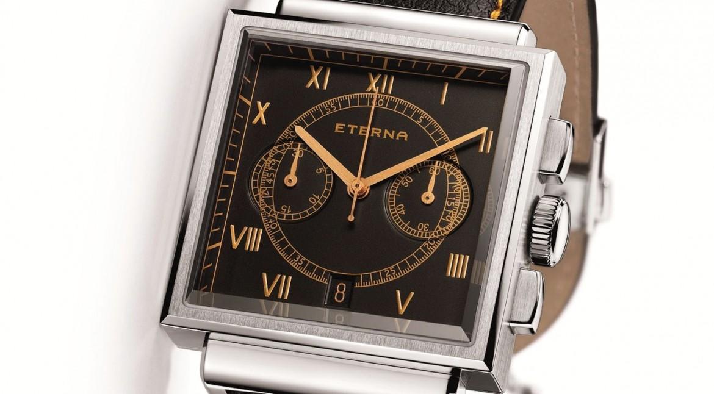 eterna heritage chronograph limited edition 1938