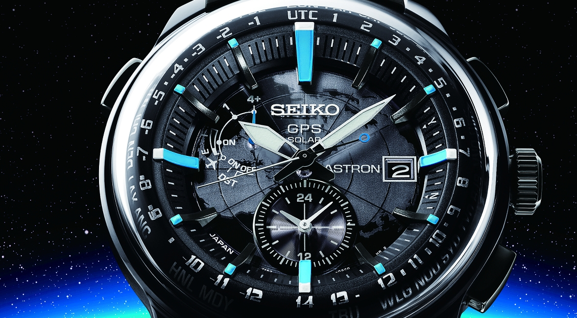 The Amazing Titanium Replica Seiko Astron GPS Solar Stratosphere Watch