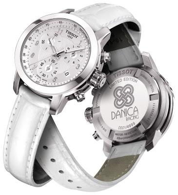 Tissot PRC 200 Danica Patrick 2013 replica watch