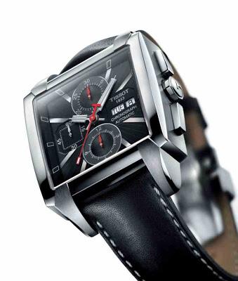 Tissot Quadrato Automatic Chrono Valjoux replica watch