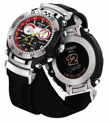 Tissot 2009 T-Race Thomas Copy watch
