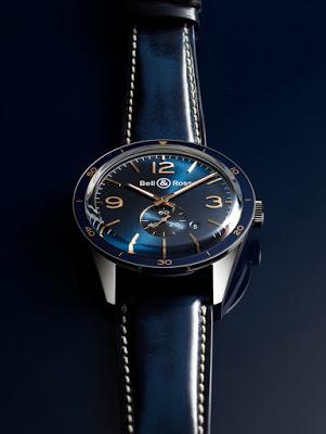 Bell & Ross Vintage BR Aéronavale watch replica
