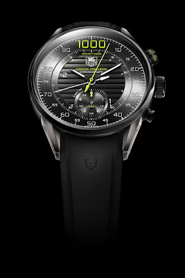 Tag Heuer Mikrotimer Flying 1000 Concept watch replica