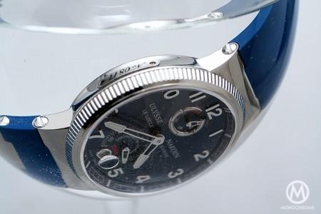 Ulysse Nardin Marine Chronometer Manufacture replica watch