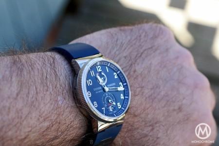 Ulysse Nardin Marine Chronometer Manufacture copy watch