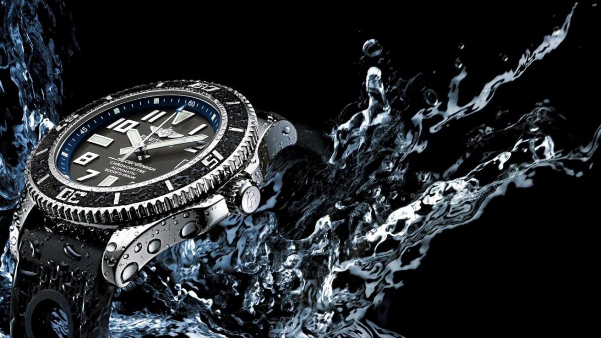 Breitling watch repairs
