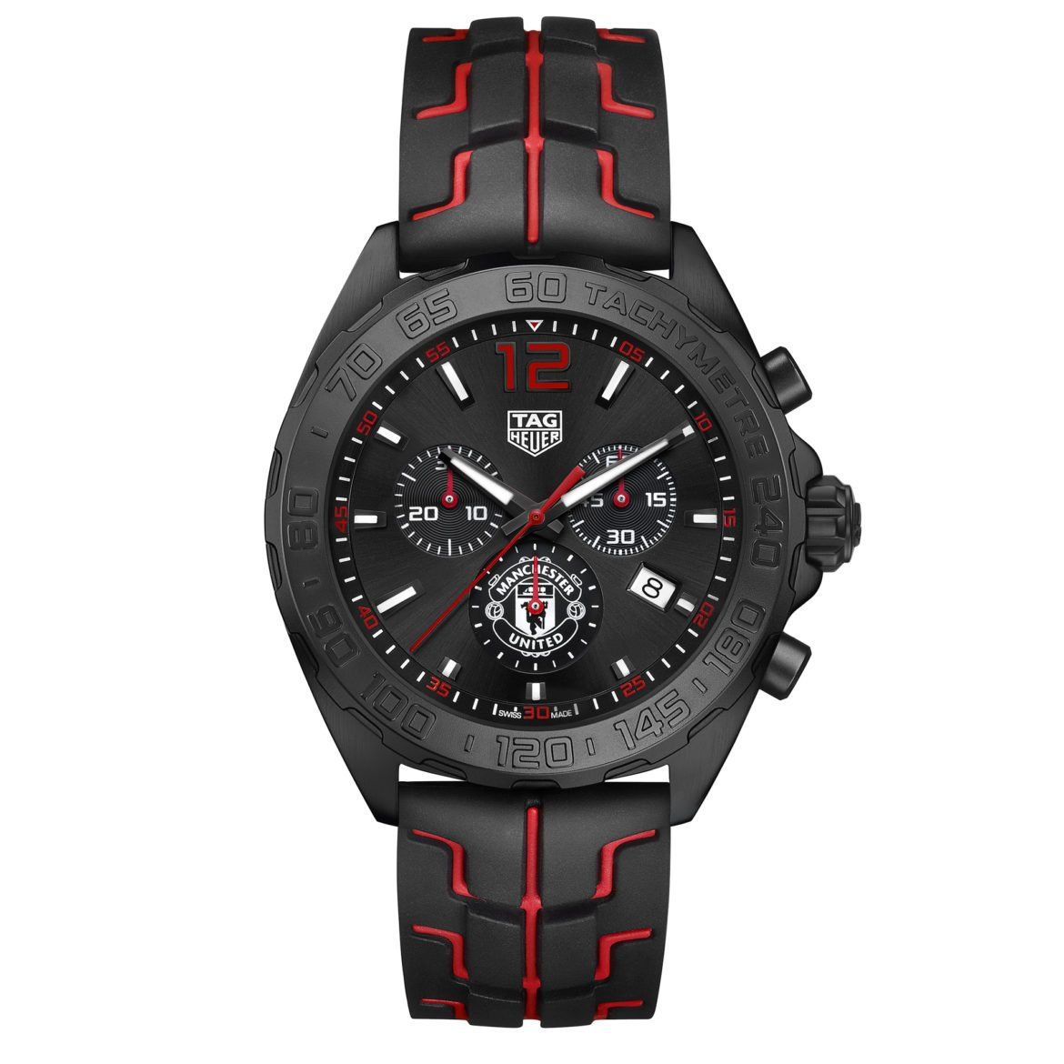 Tag Heuer Formula 1 Chronograph Manchester United replica