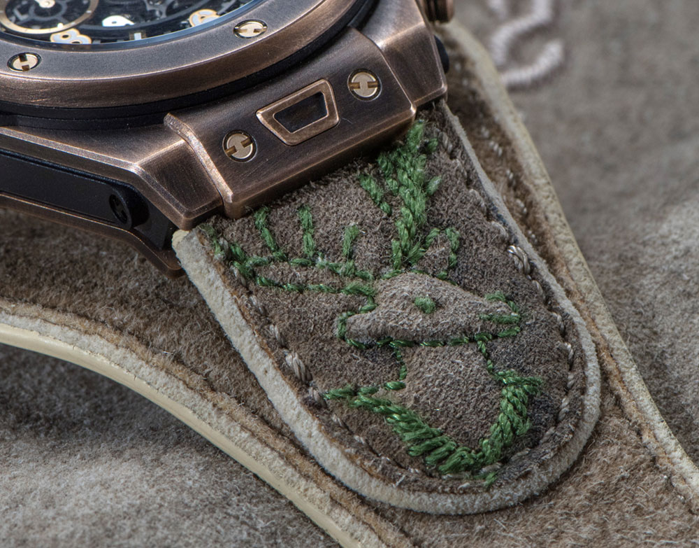 Hublot Big Bang Bavaria Watch In Bronze For Oktoberfest Watch Releases