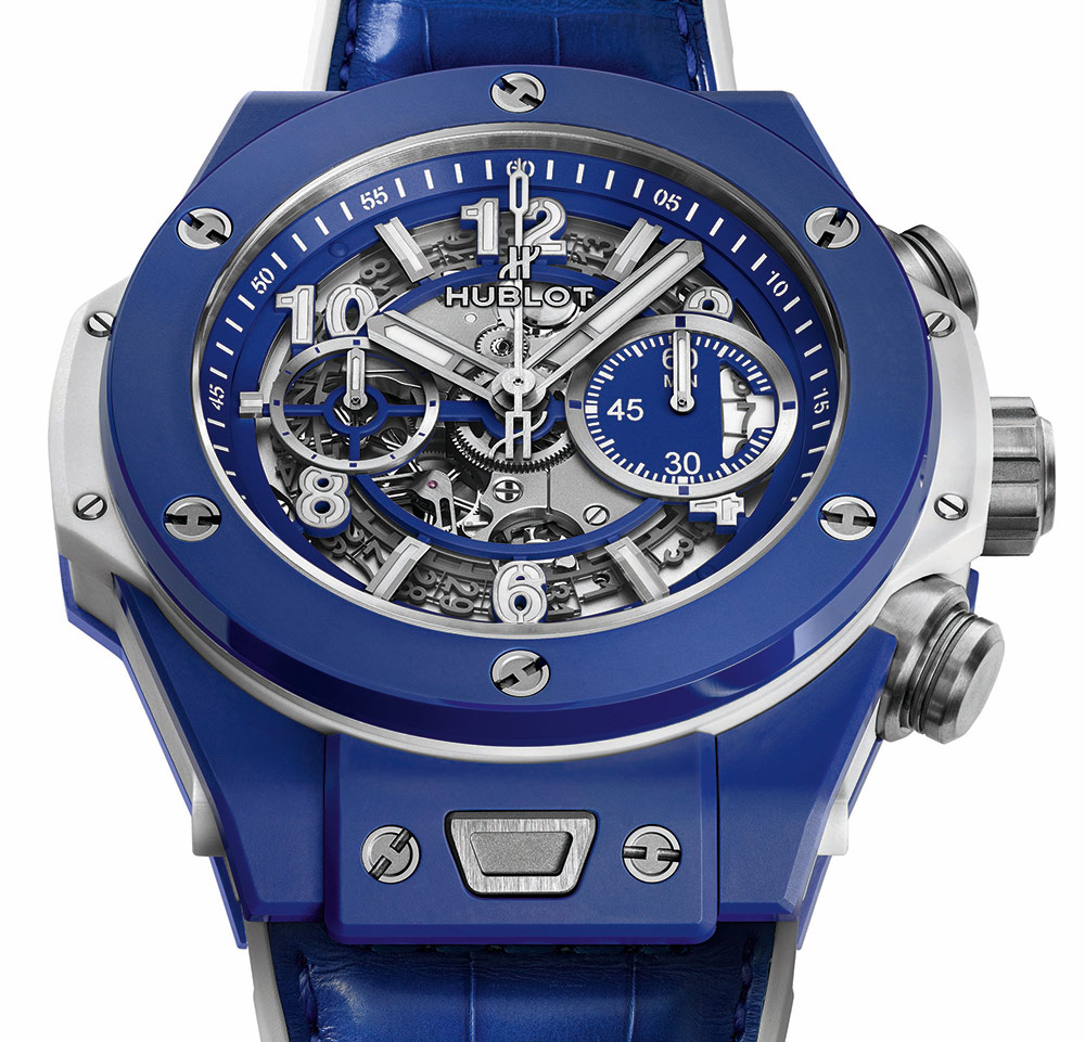 Hublot Big Bang Blue Watch Watch Releases