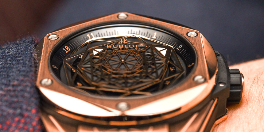 Hublot Big Bang Sang Bleu Watch Hands-On Hands-On
