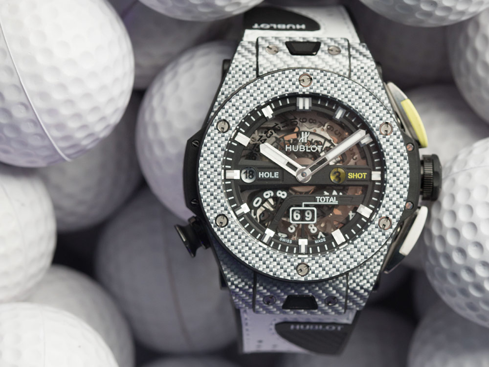 Hublot Big Bang Unico Golf Watch Watch Releases