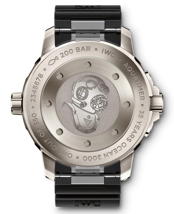 Aquatimer Automatic 2000 Edition « 35 Years Ocean 2000 »