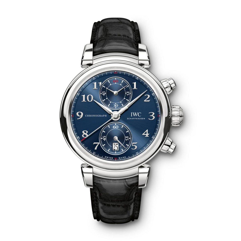 Da Vinci Chronograph Edition « Laureus Sport for Good Foundation »