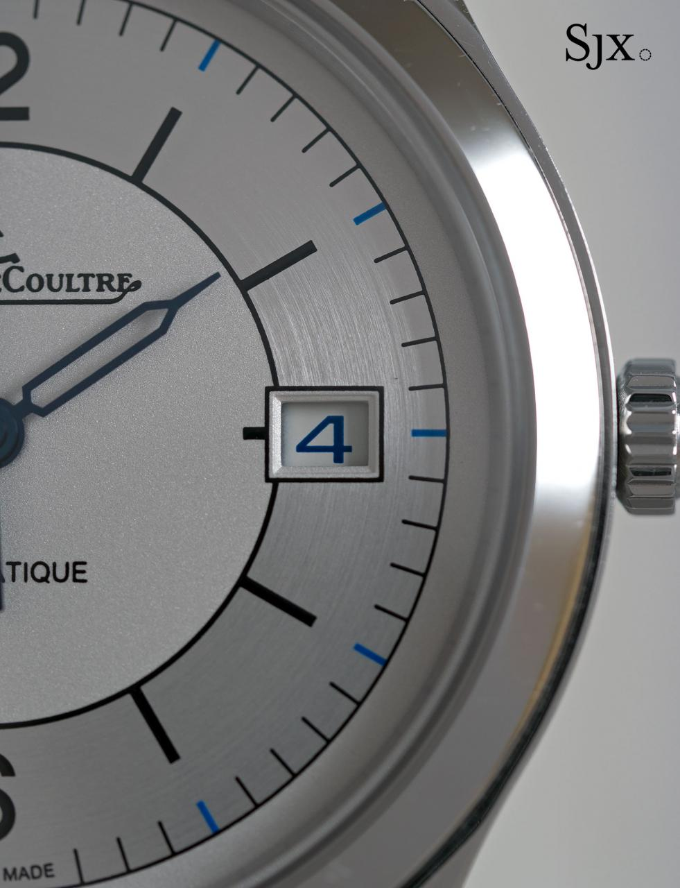 Jaeger-LeCoultre Master Control Date sector dial 1
