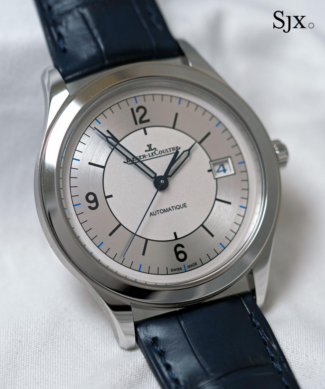 Jaeger-LeCoultre Master Control Date sector dial 2