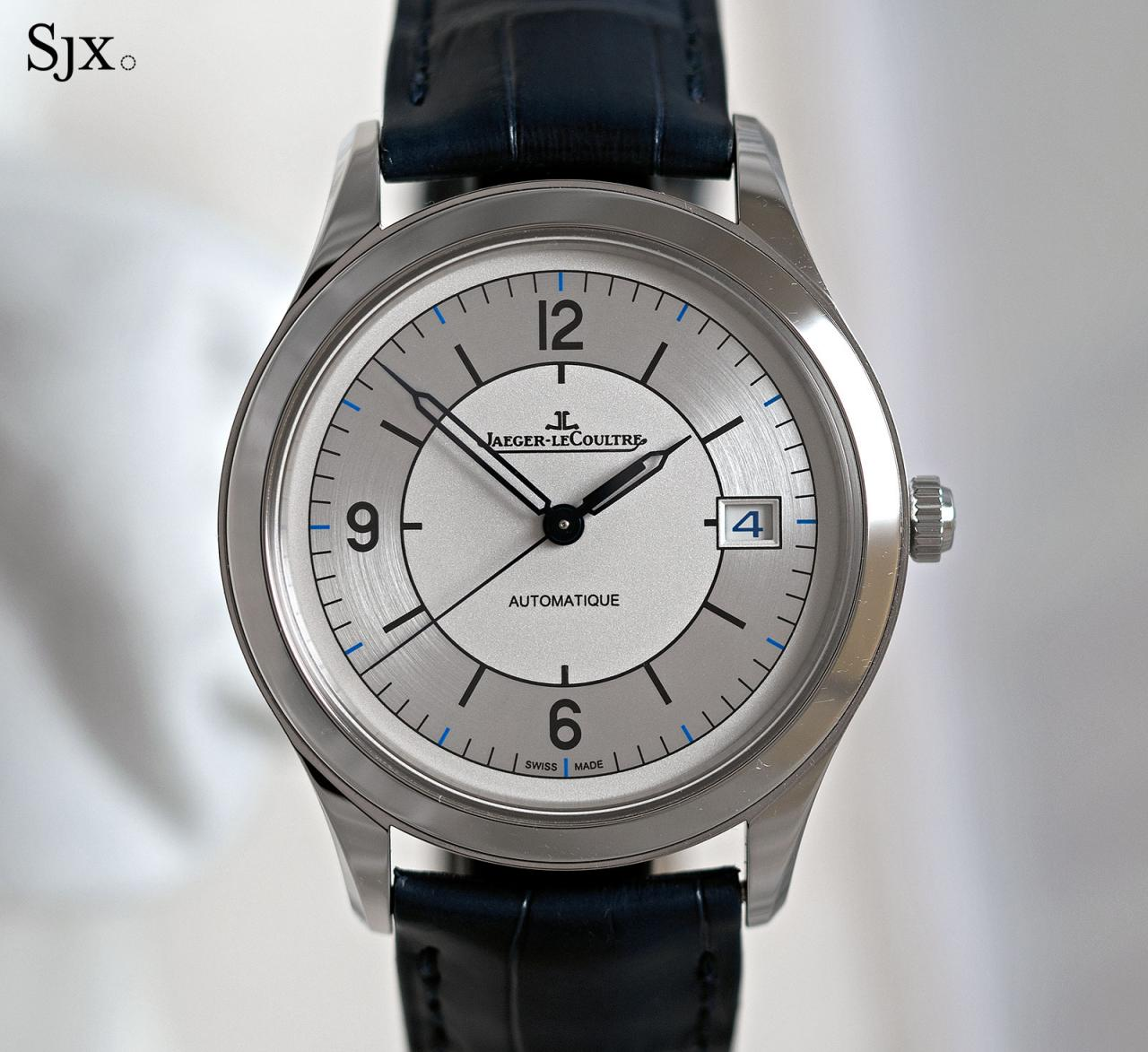 Jaeger-LeCoultre Master Control Date sector dial 4