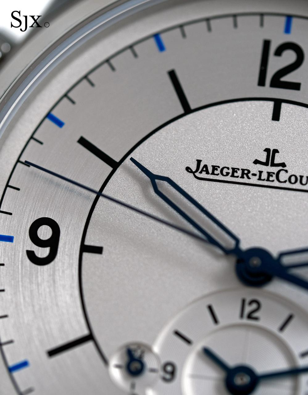 Jaeger-LeCoultre Master Control Geographic sector dial 4