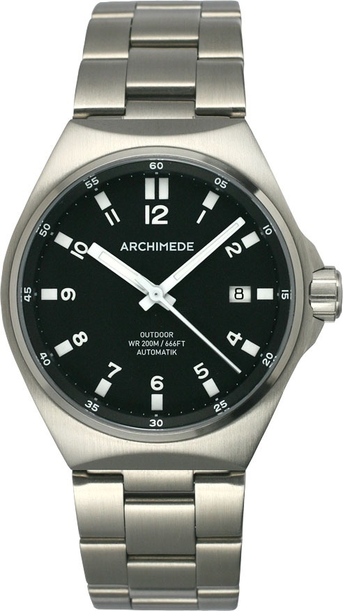 Archimede Outdoor watch Watch Releases