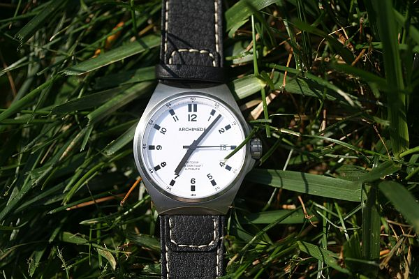 Archimede Outdoor Watch Review Wrist Time Reviews