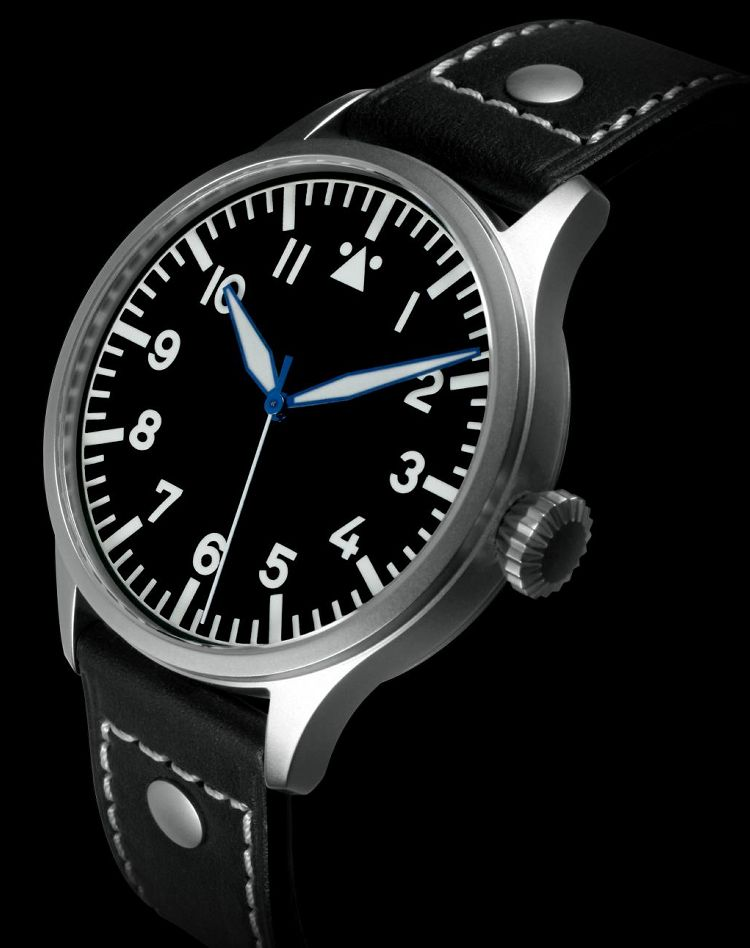 The Aviator Watch Stripped: Archimede Pilot H Is A Likeable Bare Bones Genre Exemplar Watch Releases