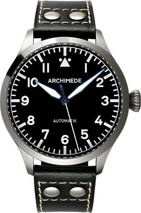 Archimede Pilot XL Automatik Watch Watch Releases