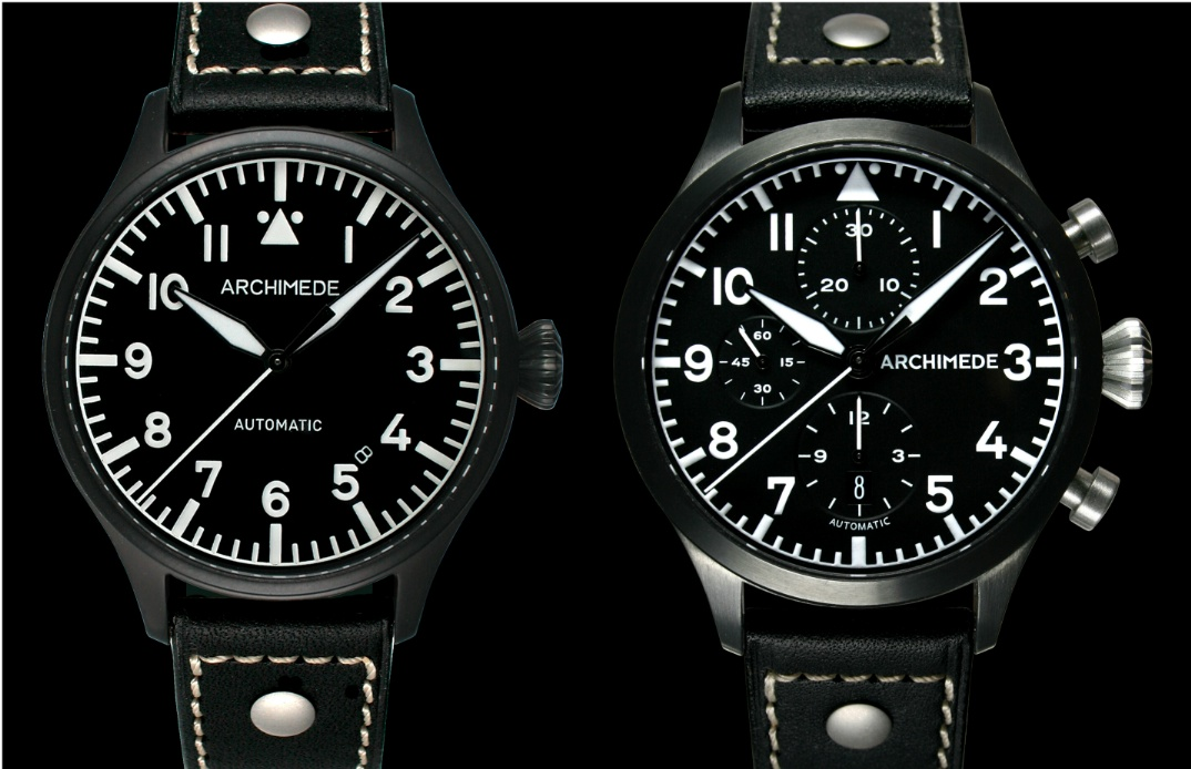 Archimede Has Two Classic Pilot Watches You Want At Good Prices Watch Releases