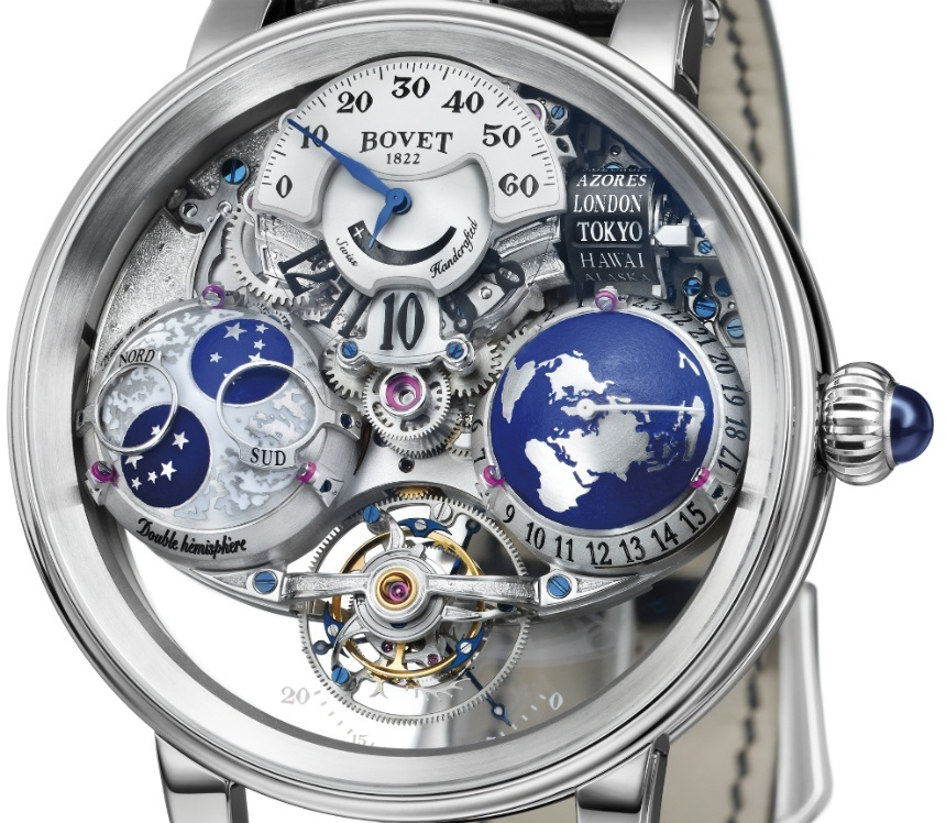 Bovet Récital 18 Shooting Star Watch Watch Releases