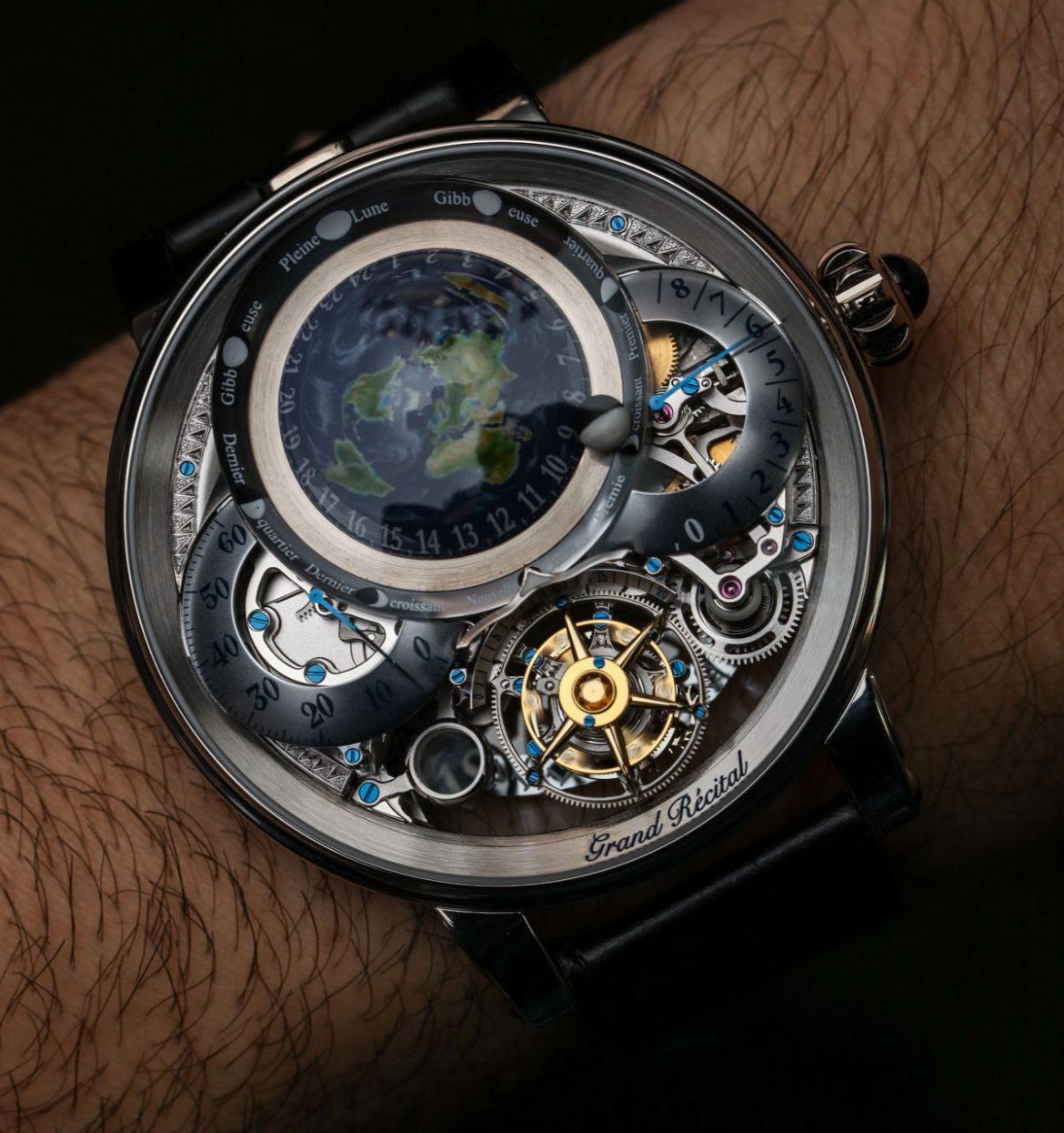 Bovet Récital 22 Grand Récital Watch Hands-On Hands-On