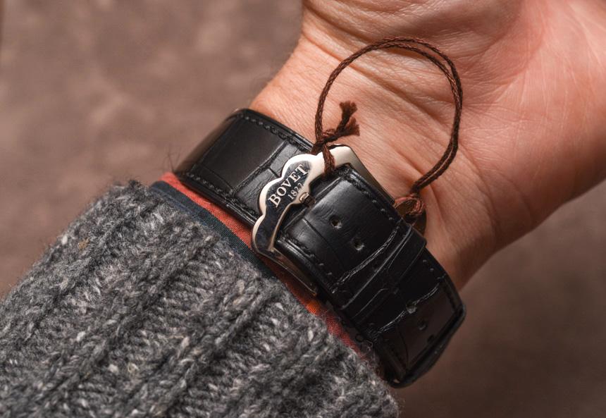 Bovet Récital 20 Astérium Watch Hands-On Hands-On