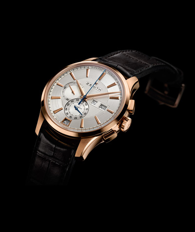 The Ingenious Zenith Captain Winsor Annual Calendar Rose Gold Copy Watch