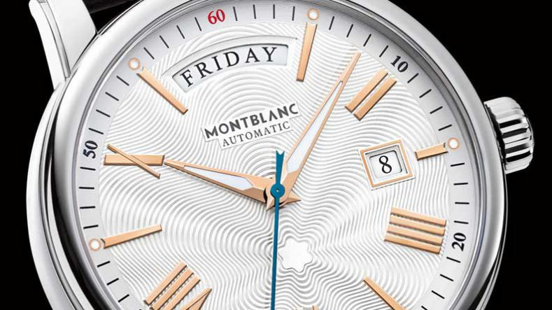 SIHH 2016 Montblanc 4810 Day-Date replica watch
