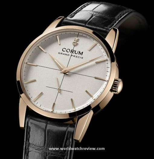Reviewing The Classsic Replica Corum Grand Precis Limited Edition