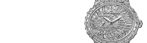 Girard-Perregaux Cat's Eye High Jewelry Diamonds Automatic Watch Replica