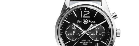 Bell&Ross Vintage Original BR 126 Black Officer