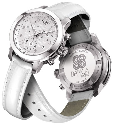 Tissot PRC 200 Danica Patrick 2013 replica watch