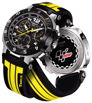 Tissot T-Race MotoGP 2012 Quartz Chronograph replica watch