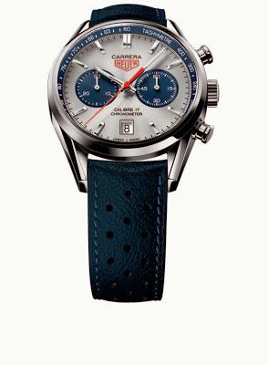 Tag Heuer Carrera Calibre 17 Chronograph watch replica