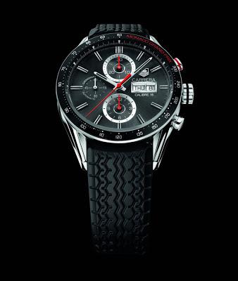 Tag Heuer Carrera Calibre 16 Chronograph Day-Date replica watch