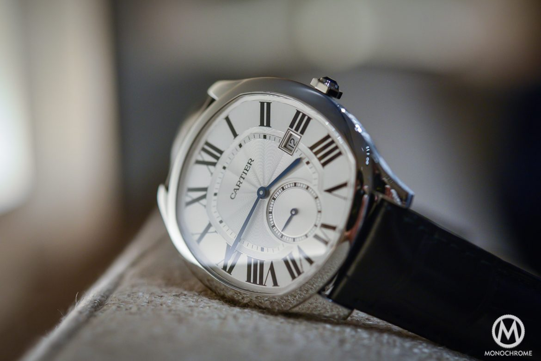 Cartier Drive de Cartier watch replica