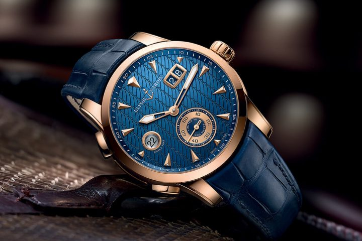 Ulysse Nardin Dual Time Manufacture replica watch